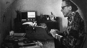 Charles Bukowski at Work